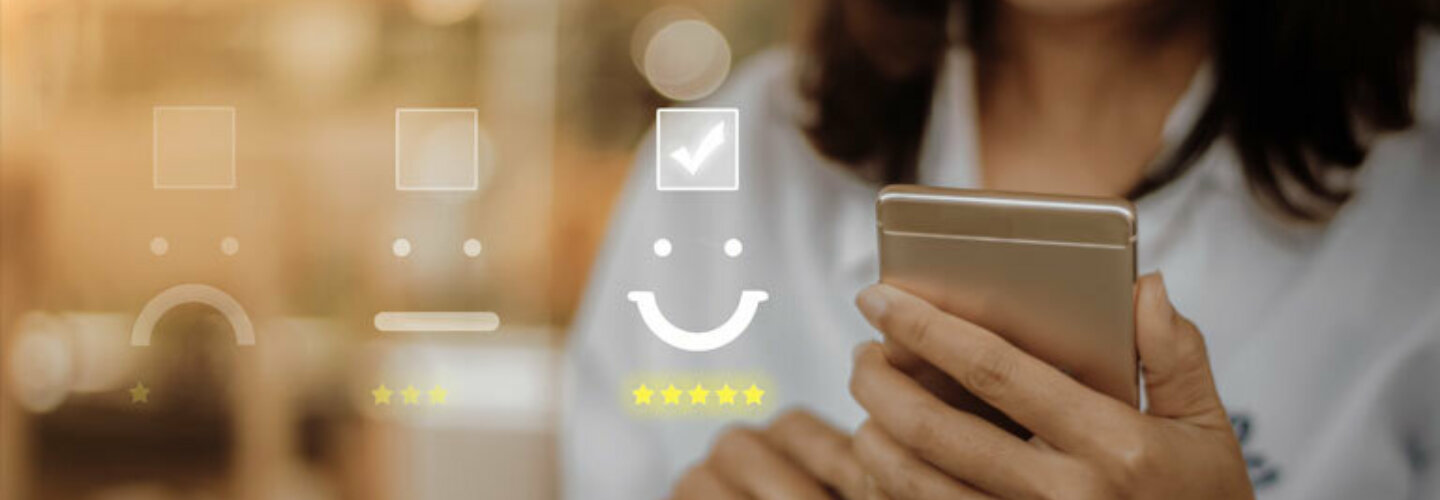 User experience review positive blog